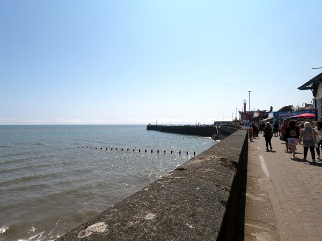 Towards North Pier, Bridlington