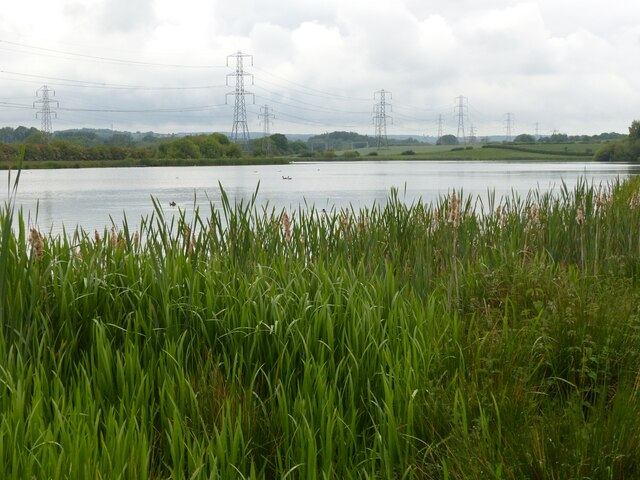 Lake Near Hill Ridware