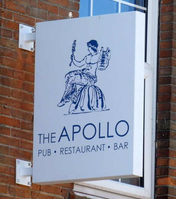 Sign of The Apollo