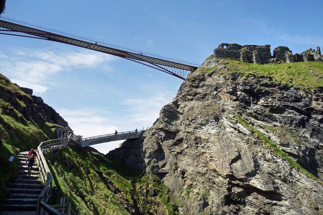 Bridges to the Castle
