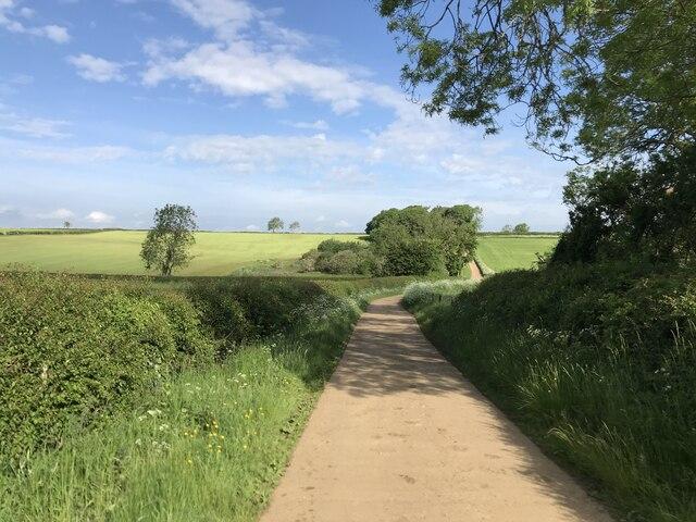 Hall Lane, Welford