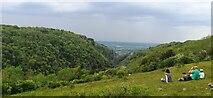 ST4754 : Cheddar Gorge by Anthony Parkes