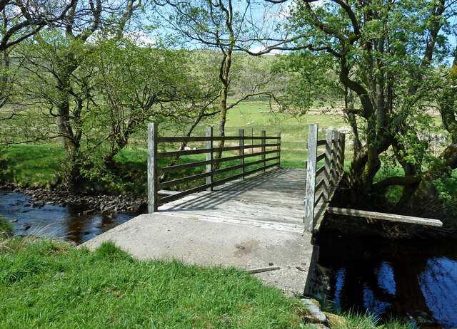 Crossing the River Lowther