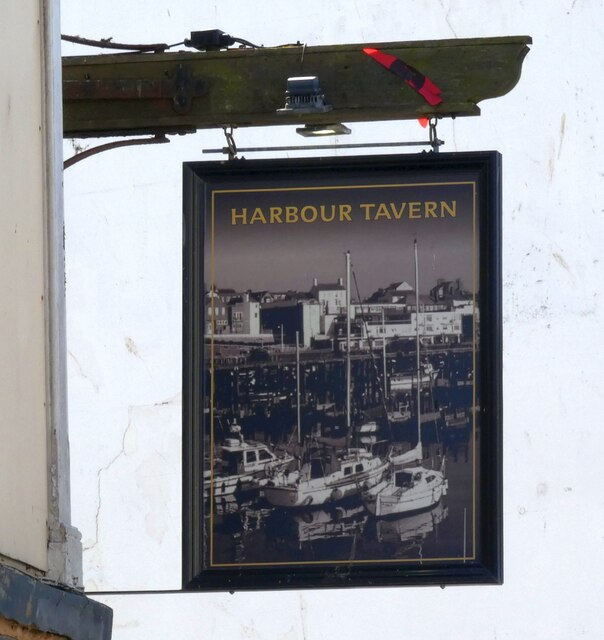 Sign of the Harbour Tavern