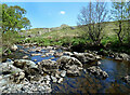 NY5411 : Over the River Lowther by Mary and Angus Hogg