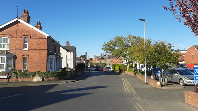 Kyrle Street, Hereford