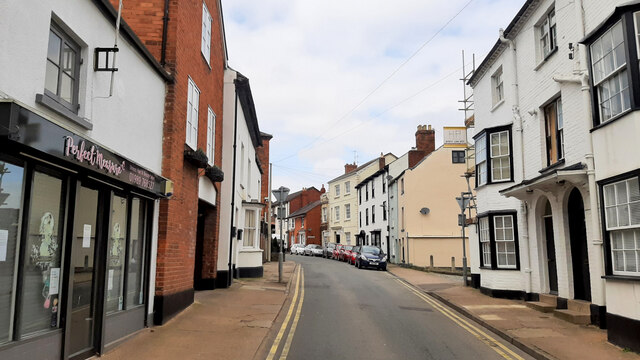 New Street Ross-on-Wye
