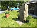 SD7656 : Tosside village war memorial by Stephen Craven