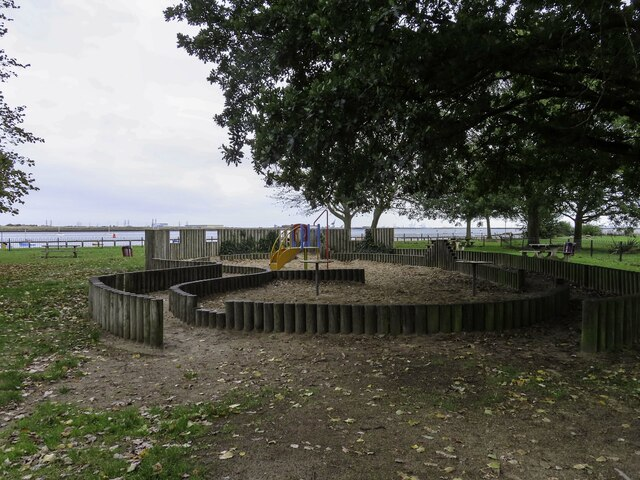 Playground by the Strand
