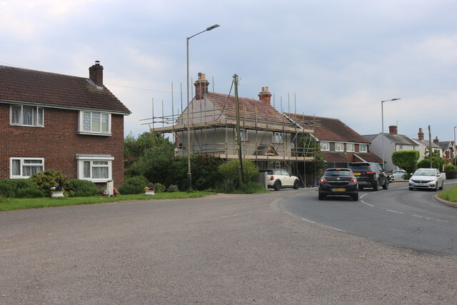 Colchester Road, West Mersea