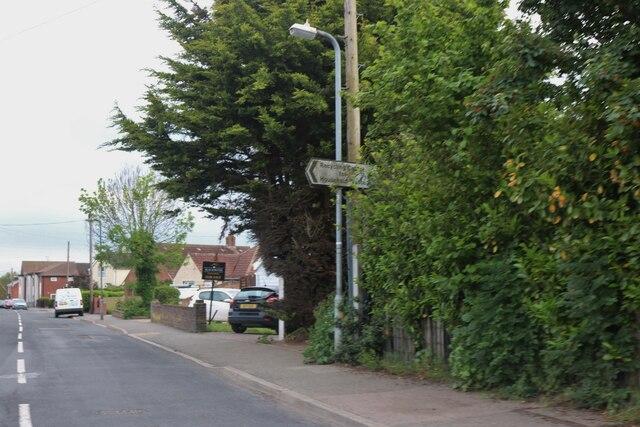 High Street North, West Mersea