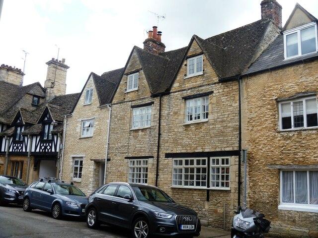 Cirencester houses [71]