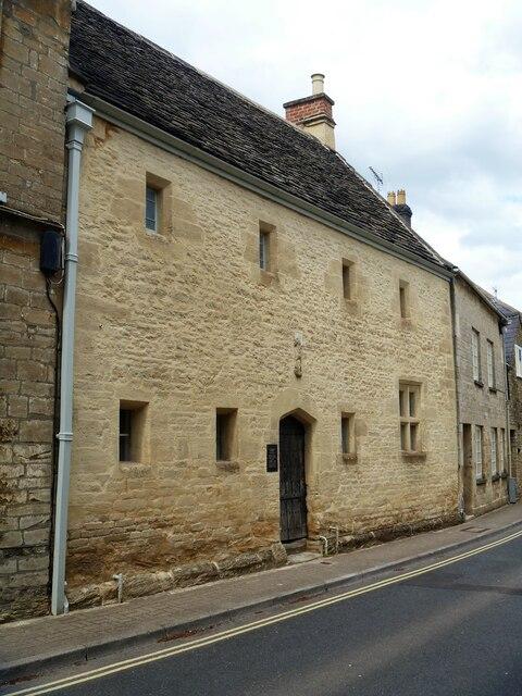 Cirencester houses [76]