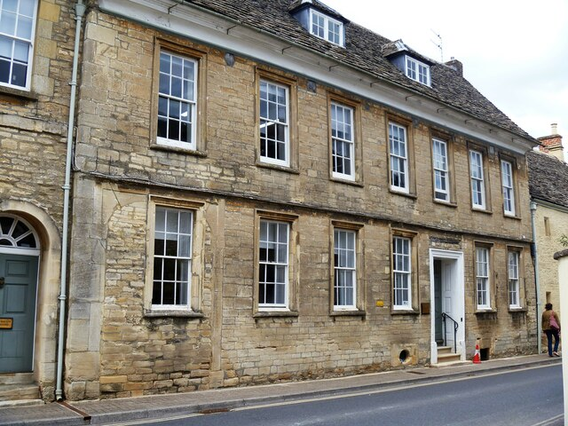 Cirencester buildings [64]