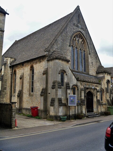 Cirencester buildings [66]