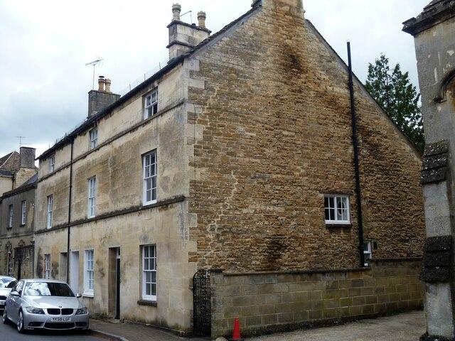 Cirencester houses [78]