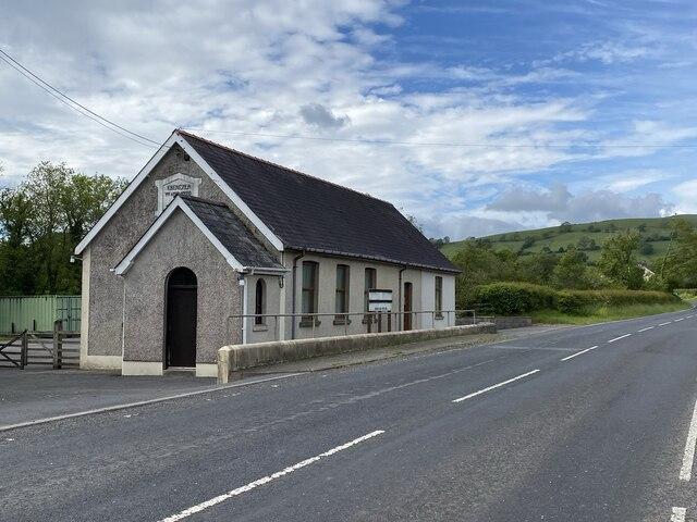 Ebenezer Chapel, Halfway