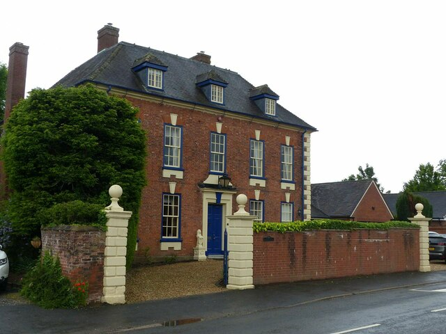 The Old Rectory, Hill Ridware