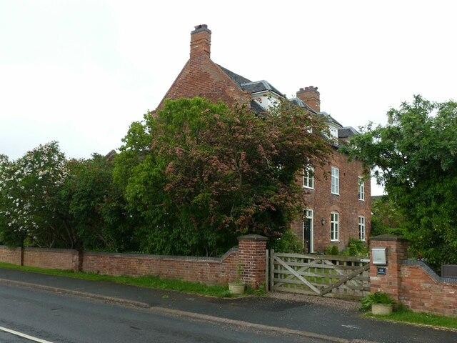 Rake End Farmhouse, Hill Ridware