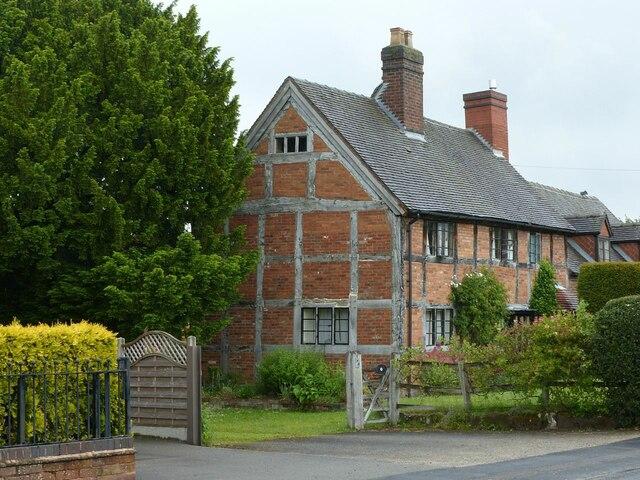 Juxta House, Hill Ridware