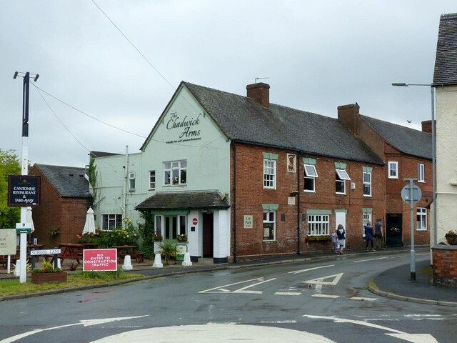 The Chadwick Arms, Hill Ridware