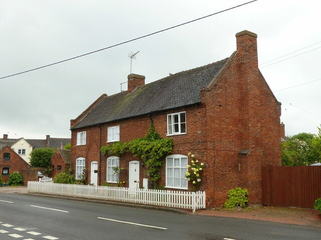 The School House, Hill Ridware