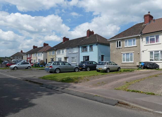 Houses on Priestleigh Road