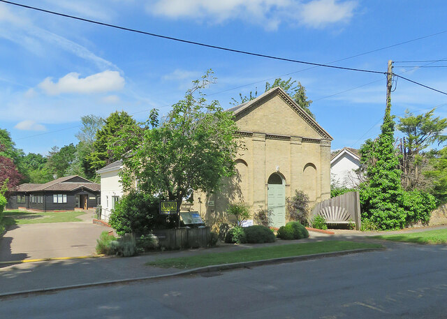 Comberton Baptist Church, Green End