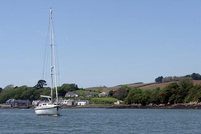 Lynher River, Antony Passage