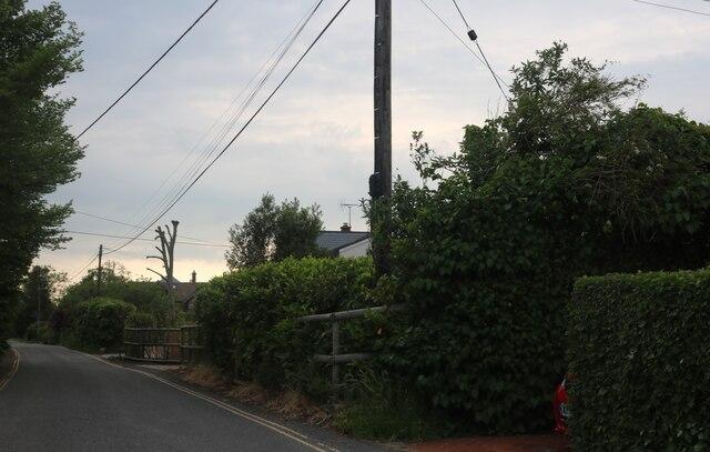 East Road, East Mersea