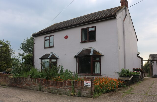 House on East Road, East Mersea