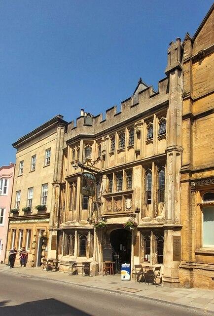The George and Pilgrim Hotel - Glastonbury
