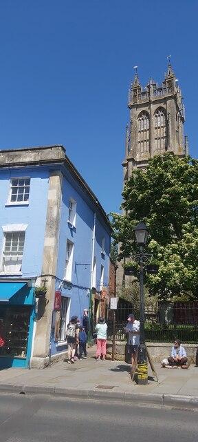 High Street - Glastonbury