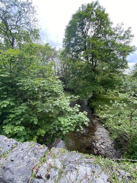 Bridge over Afon Dulais