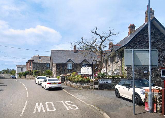 The Old Coach House, Boscastle