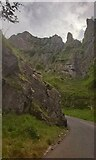 ST4654 : Cheddar Gorge by Anthony Parkes