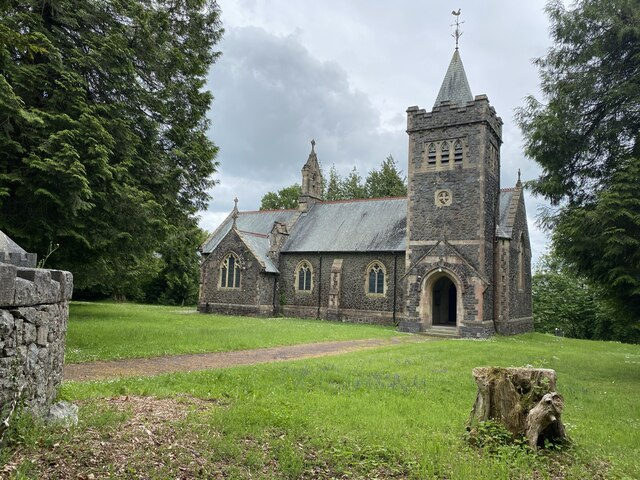 St John's Church, Maesteilo