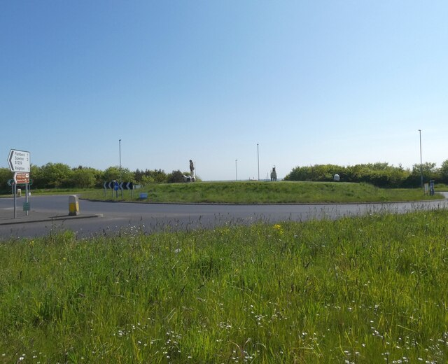The Dotterel Roundabout