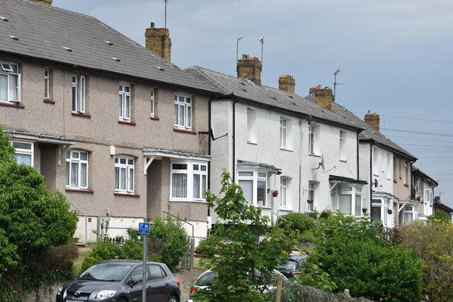 Houses in Chapman Road
