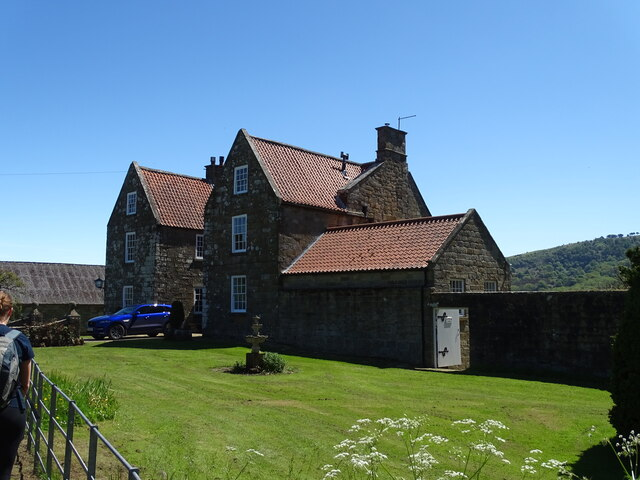 Newbiggin Hall