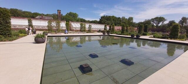 Water Feature - RHS Bridgewater