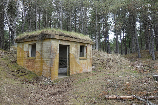 Military Hut