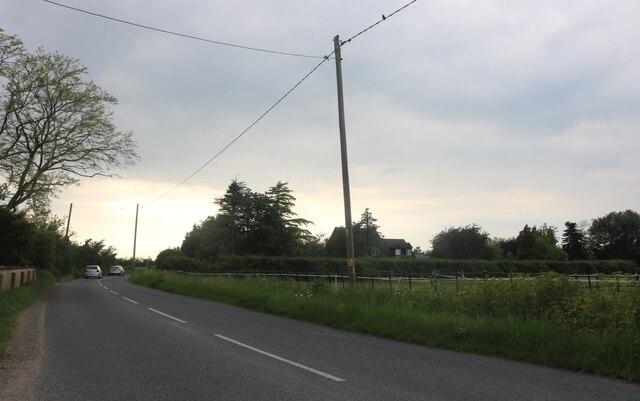 East Mersea Road, Barrow Hill
