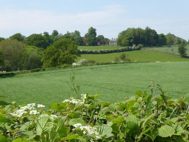 View to Aldenham Park