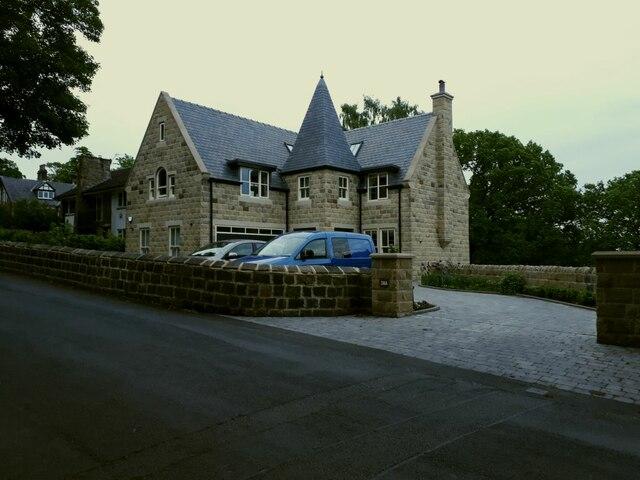 House on Newlay Lane