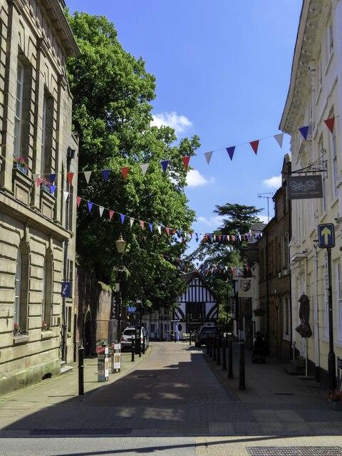 Church Street in Warwick