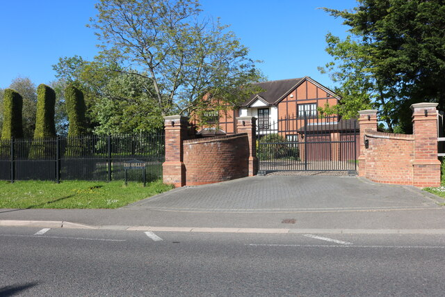 House on Oxhey Lane, Hatch End