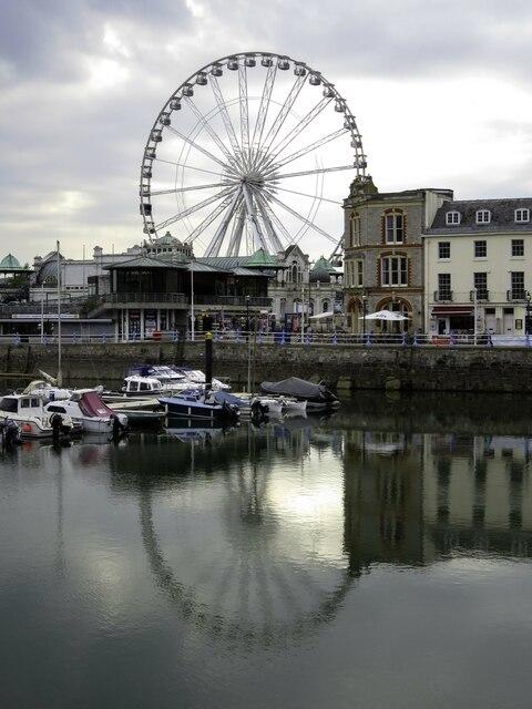 The Big Wheel in Torquay