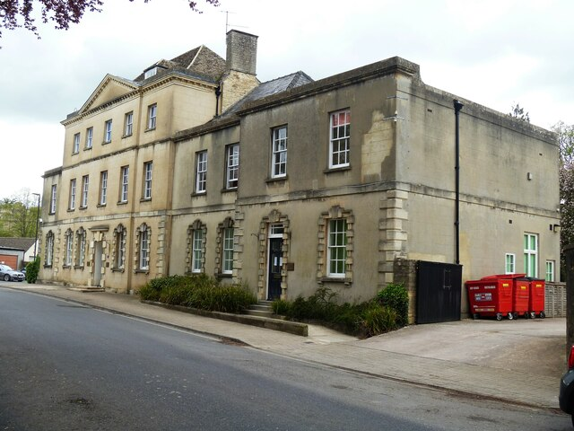 Cirencester buildings [68]