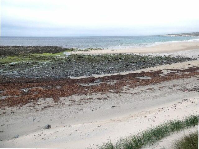 Coastline between Inverallochy and St Combs